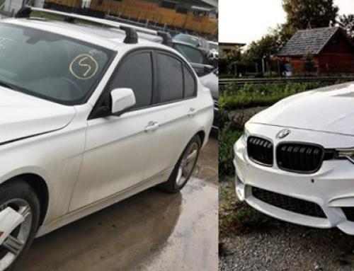 BMW 328 (2014m.)